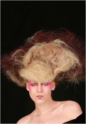 صورة قصات شعر غريبه للبنات , جددي قصة شعرك على الموضة 1471 4