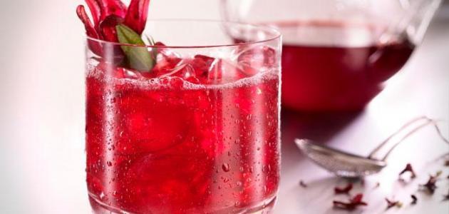 صور فوائد مشروب الكركديه , تعرف على اهمية الكركديه