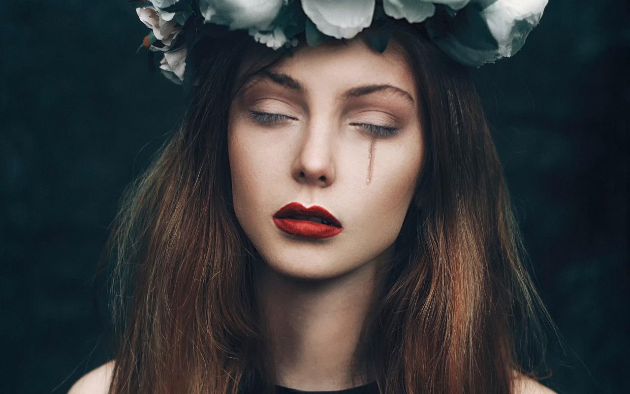صورة صور فتيات حزينة , اكثر صور حزينه للفتايات