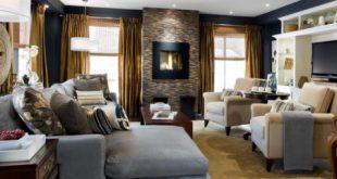 صور ديكورات صالونات مودرن , بتجدد منزلك ومحتار في الديكور اختار اروع الاشكال الحديثة لغرفة المعيشة