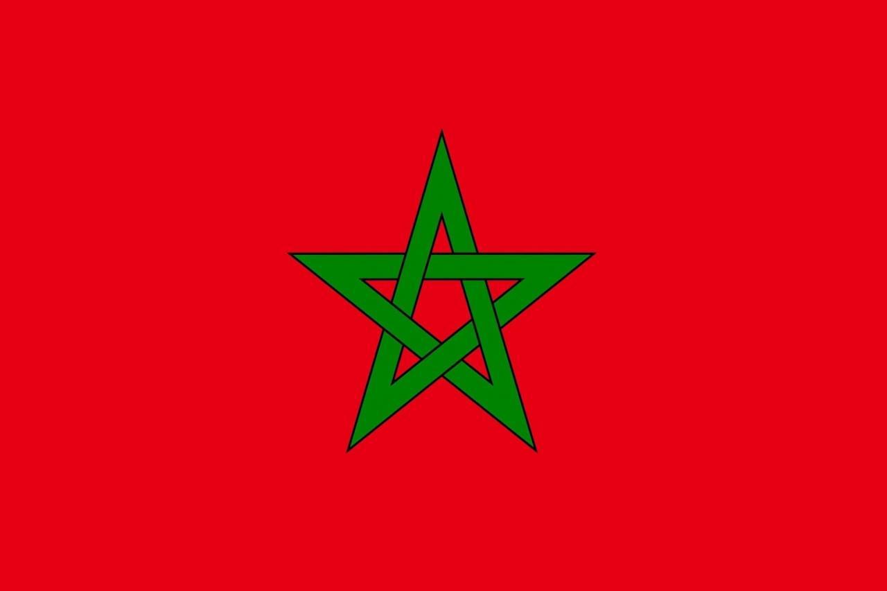 صورة صورة علم المغرب , خلفيه للعلم المغربى 2705 3