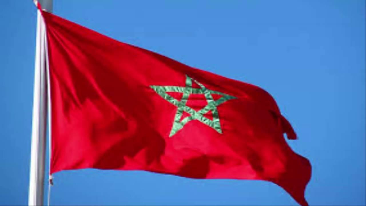 صورة صورة علم المغرب , خلفيه للعلم المغربى 2705 4