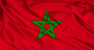 صورة صورة علم المغرب , خلفيه للعلم المغربى