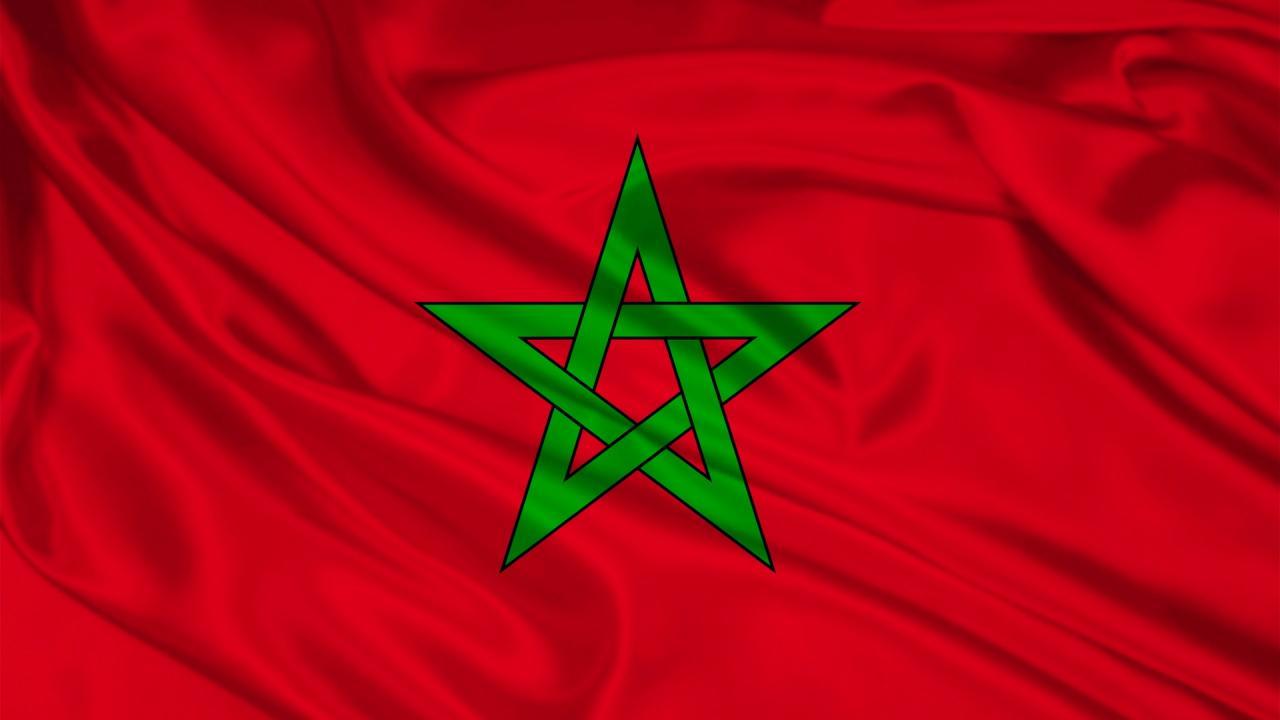 صورة صورة علم المغرب , خلفيه للعلم المغربى 2705