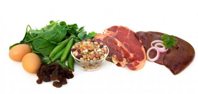 صور ما هو علاج نقص الحديد , اكلات مهمة جدا لعلاج نقص الحديد