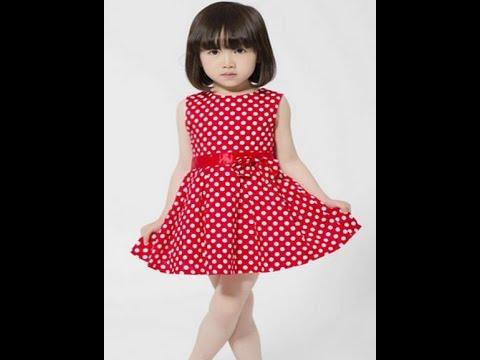 صورة فساتين للعيد بنات , ملابس بنات رقيقة باطلالات رائعة وجميلة 298