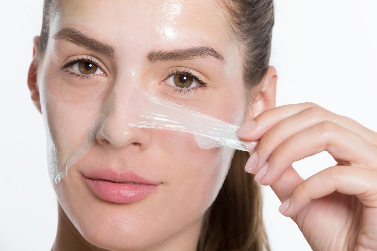 آلة تنظيف الوجه