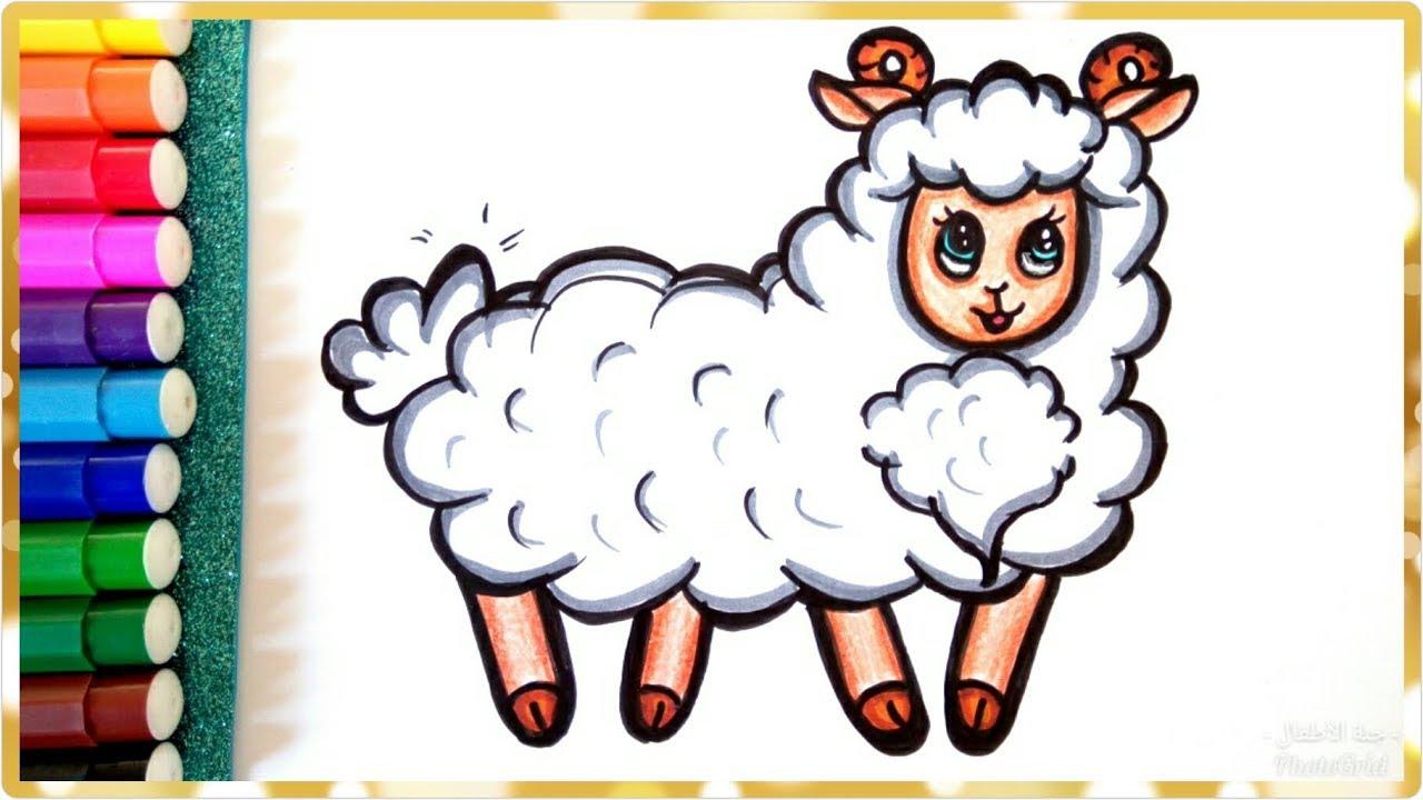 صور رسومات عيد الاضحى , رمزيات تهنئه للعيد الاضحى