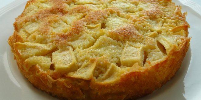 صورة طريقة عمل فطيرة التفاح بالصور من فتافيت , فطيره التفاح مافيش احلي منها
