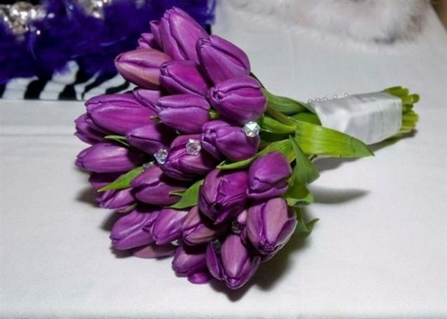 صورة صور بوكيه ورد موف , تعرف على معنى الورد الموف في علم النفس بالصور