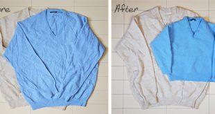 صورة انكماش الملابس بعد الغسيل , ملابسك باظت من المياه السخنة اليكي الحل
