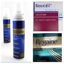 صور بخاخ ريجين لتكثيف الشعر , مميزات الريجين واثاره الجانبية