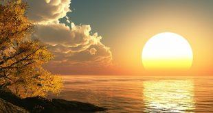 تفسير حلم الشمس تشرق من الغرب , نهاية الحياة ونهاية ما تفكر فيه