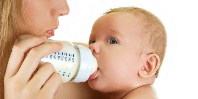 صورة افضل حليب للاطفال الرضع , ما يكافىء الرضاعة الطبيعية فى متناول ايديكى