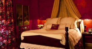 صورة رومانسية في غرفه النوم , اجمل تزيينات لغرف النوم