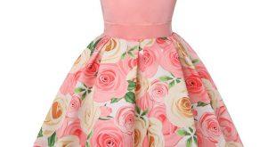 صورة فستان زهري في المنام , حلمت اني لابسه فستان زهري