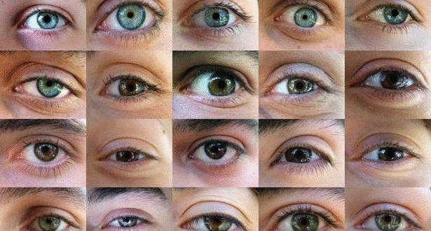 صورة لغة العيون في الحب الصامت عند الرجل , العيون تتحدث اكثر من الفم