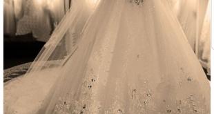 صورة تفسير حلم فستان الزفاف الابيض للمتزوجة , الفستان الابيض في المنام