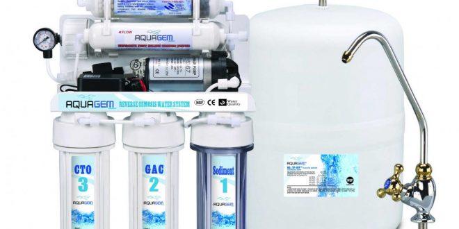 صورة افضل فلتر مياه منزلي , عاوزه مياه نظيفه خاليه من الجراثيم هقلك ازاي