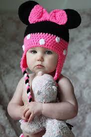 قبعات كروشيه للبنات , اعملى احلى طاقية لبنتك في الشتاء