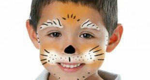 صورة رسومات ع الوجه للاطفال , فرحي ولادك باجمل رسمه على وشهم