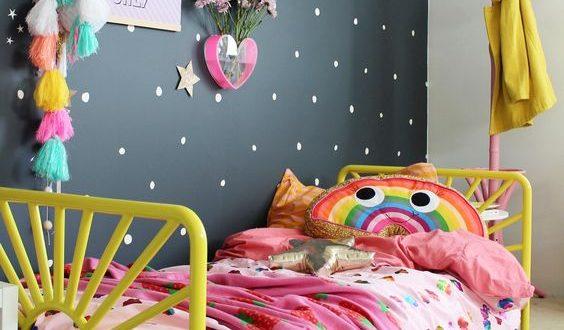 صورة ديكورات غرف نوم اطفال 2019 , غيري غرفة طفلك بلمسات بسيطة وجديدة