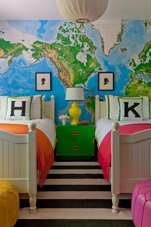 ديكورات غرف نوم اطفال 2021 , غيري غرفة طفلك بلمسات بسيطة ...