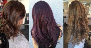 صورة انواع الوان الشعر , اتعرفي على صبغات هتريحك وتجمل شعرك