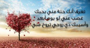 صورة رسائل عشق وغرام قصيرة , مسجات لحبيبك عبر بيها عن حبك