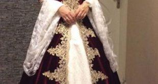 صورة اجمل فساتين اعراس جزائرية , قنادر وموديلات تخبل لعروسة من الجزائر